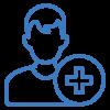 patient health icon